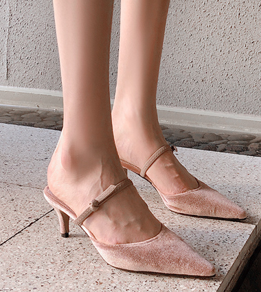 maroni sling back mule(5colors!)