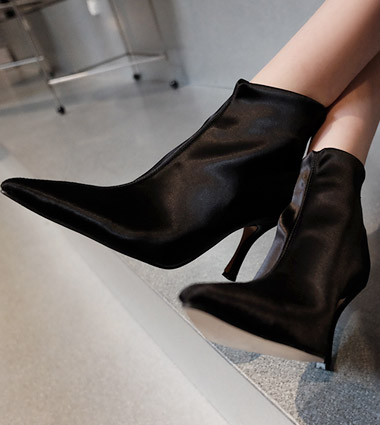 amy ankle boots(4color!)